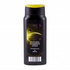 OMBIA 3in1 dush, shampoo&face 300ml